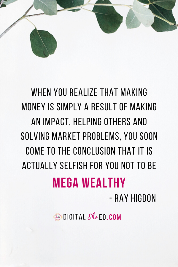 Network Marketing Quotes From Ray Higdon
