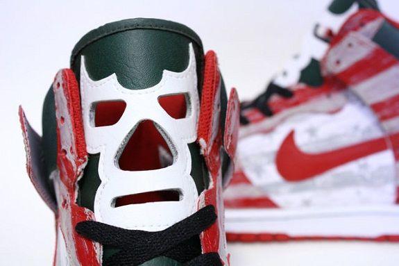 lucha-libre-shoes-c2-customs-nike-dunk-3
