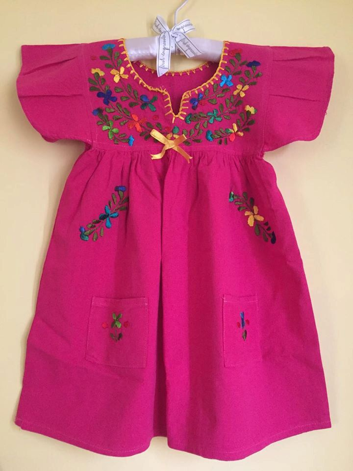 107088e506 Baby mexican dress vestido mexicano mexican party mexican wedding frida  kahlo fiesta mexicana embroidered baby girl embroidered top by  Miamorcitocorazon on ...