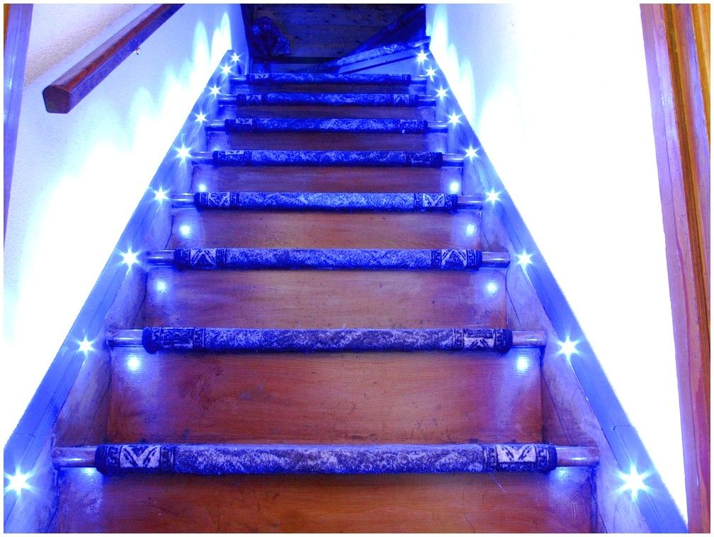 Automatic Led Stair Lights For Lighting