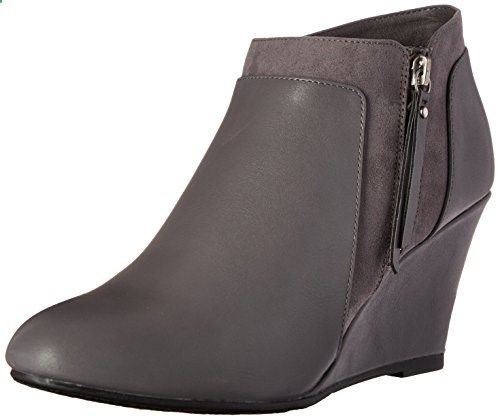 CL by Chinese Laundry Womens Vania Smooth Boot, Charcoal-$40.58