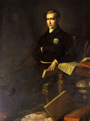 Napoléon François Charles Joseph Bonaparte, Prince Imperial, King of Rome, Prince of Parma (20 March 1811 – 22 July 1832), after 1818 known as Franz, Duke of Reichstadt,was the son of Napoleon I, Emperor of the French, and his second wife, Marie Louise of Austria.