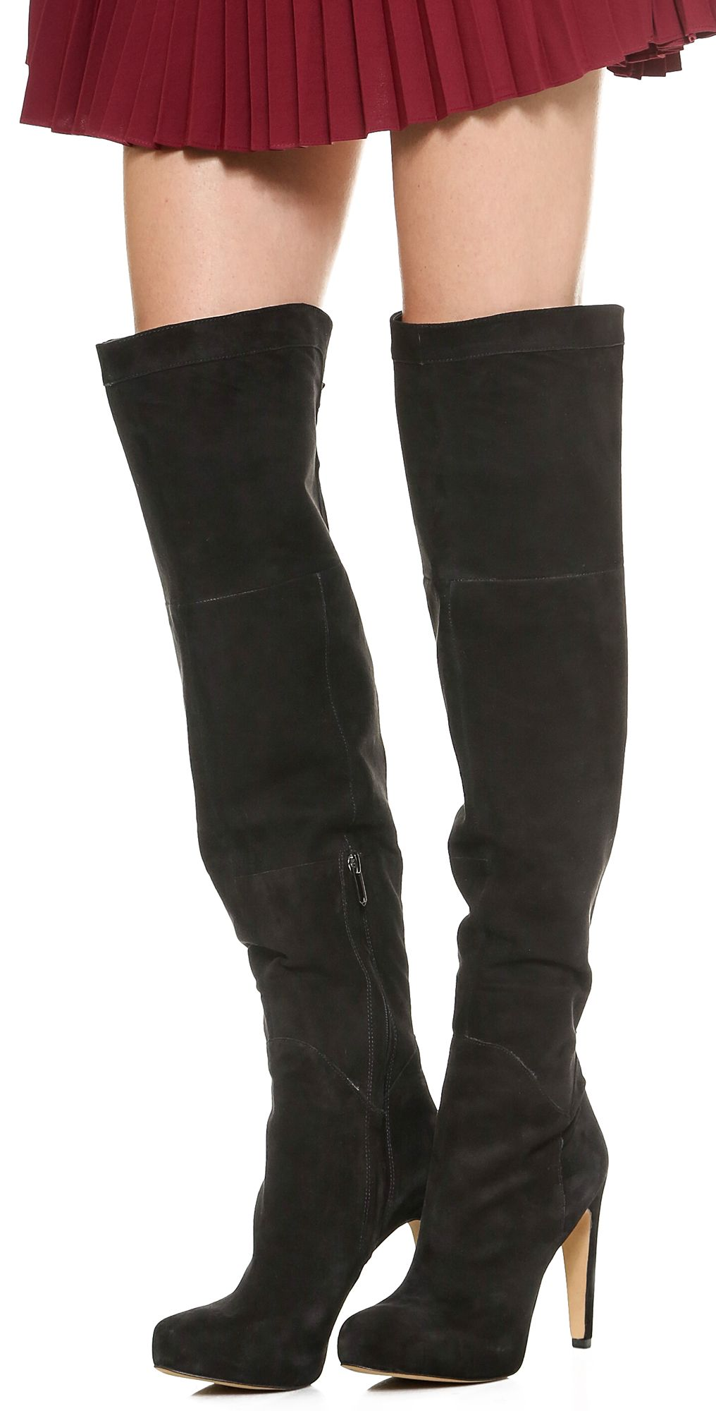 c3f0842c7cc066 Sam Edelman Kayla Suede Over the Knee Boots