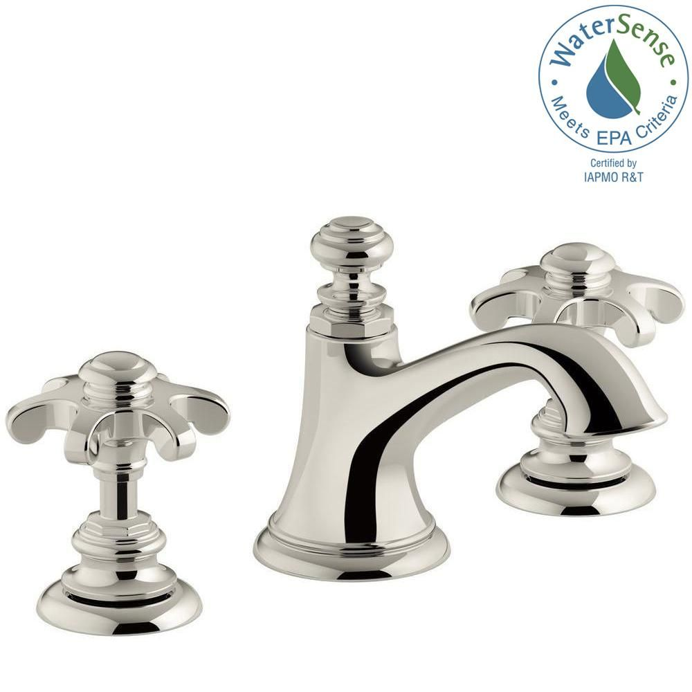 Artifacts Widespread Bathroom Faucet