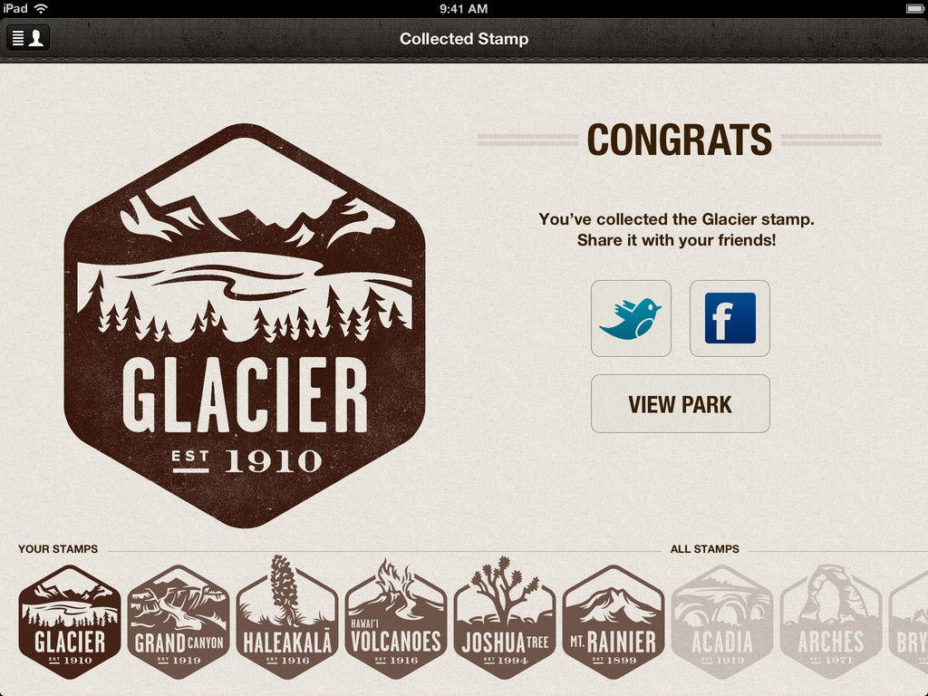 National Parks by National Geographic screenshot (With