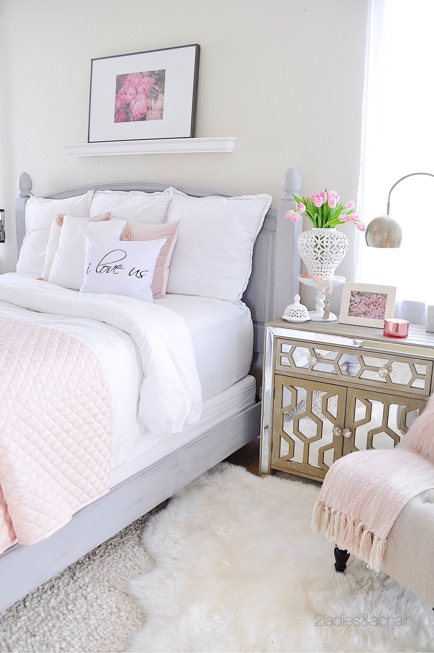 Best How To Decorate With Pink Home Decor Bedroom Bedroom 400 x 300