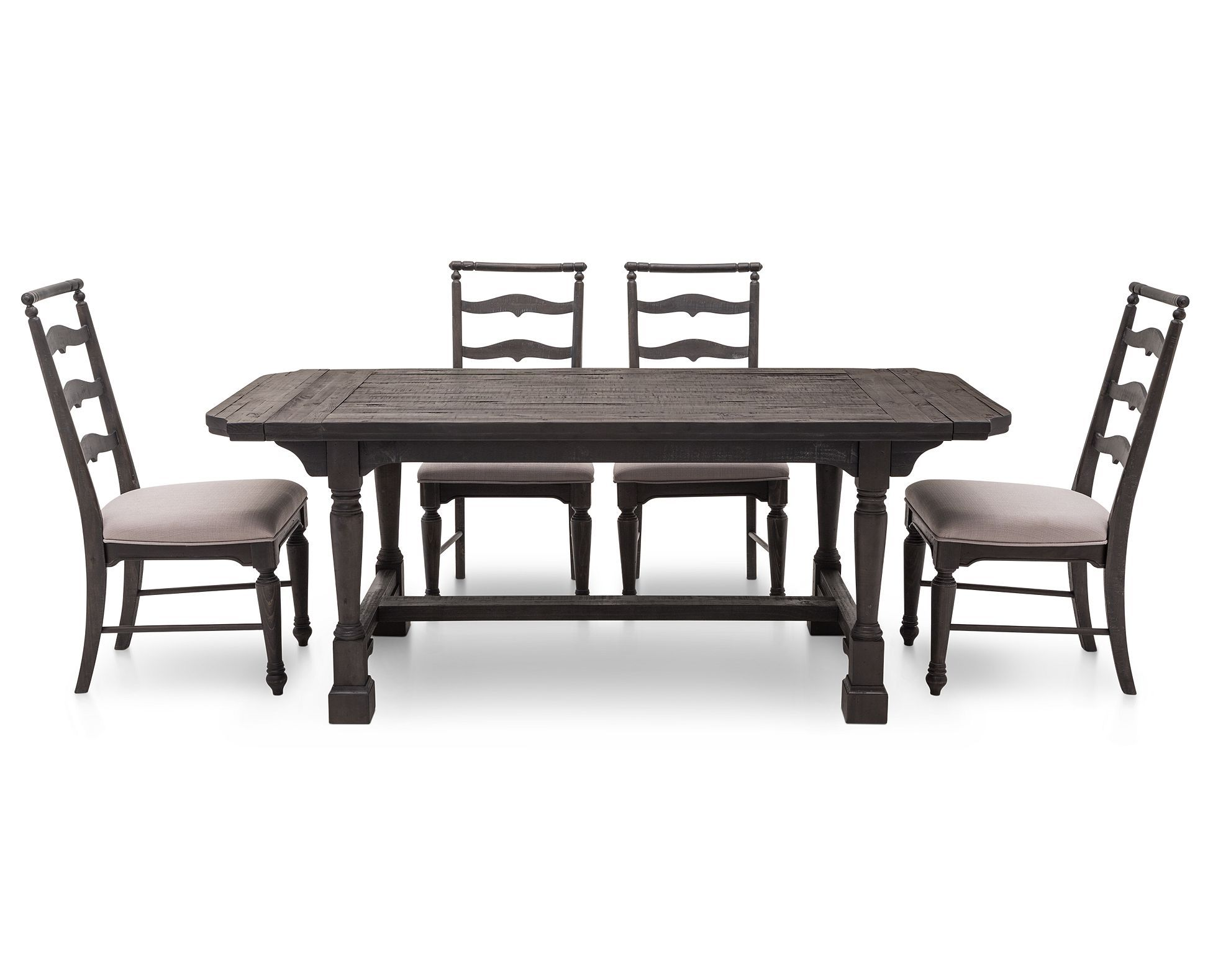BLACK FRIDAY Save 100 On The Bedford 5 Piece Dining Set Now 1299 Blackfriday Furniturerow