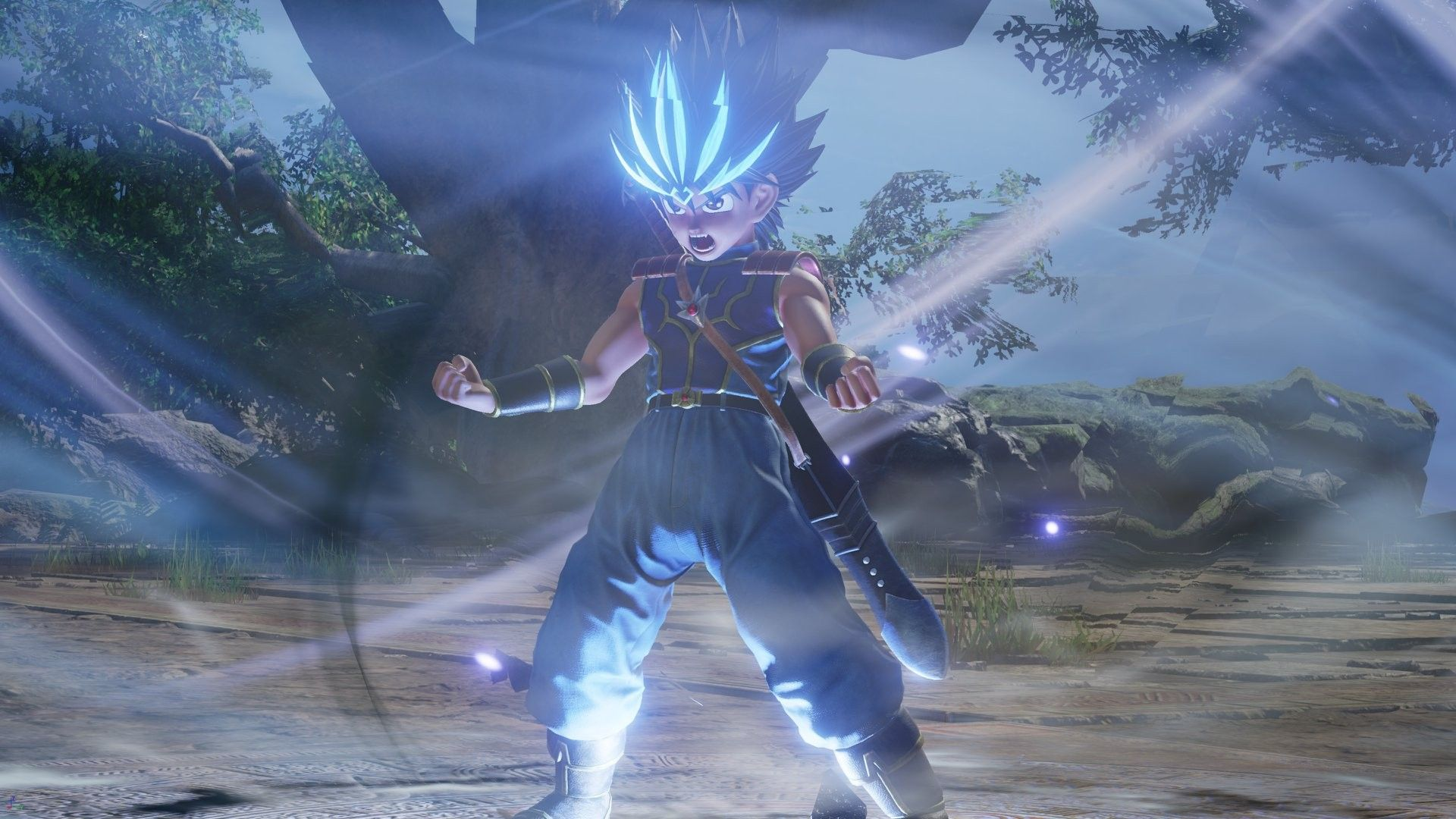 Pin By Gohan Z On Jump Force Xbox One Cyber Sleuth Dark Pictures
