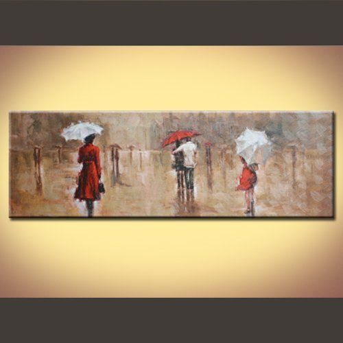 Pretty Unframed Canvas Wall Art Contemporary - Wall Art Design ...