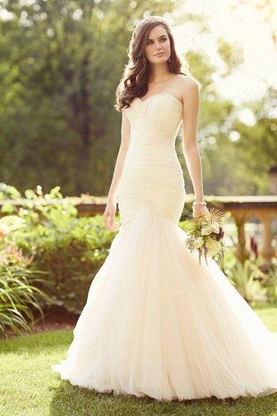 Pin von Taylor Kearney auf WEDDING: DRESSES | Pinterest | Brautkleider