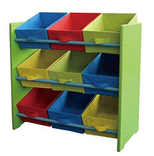 Kinderzimmer regal mit boxen tomish