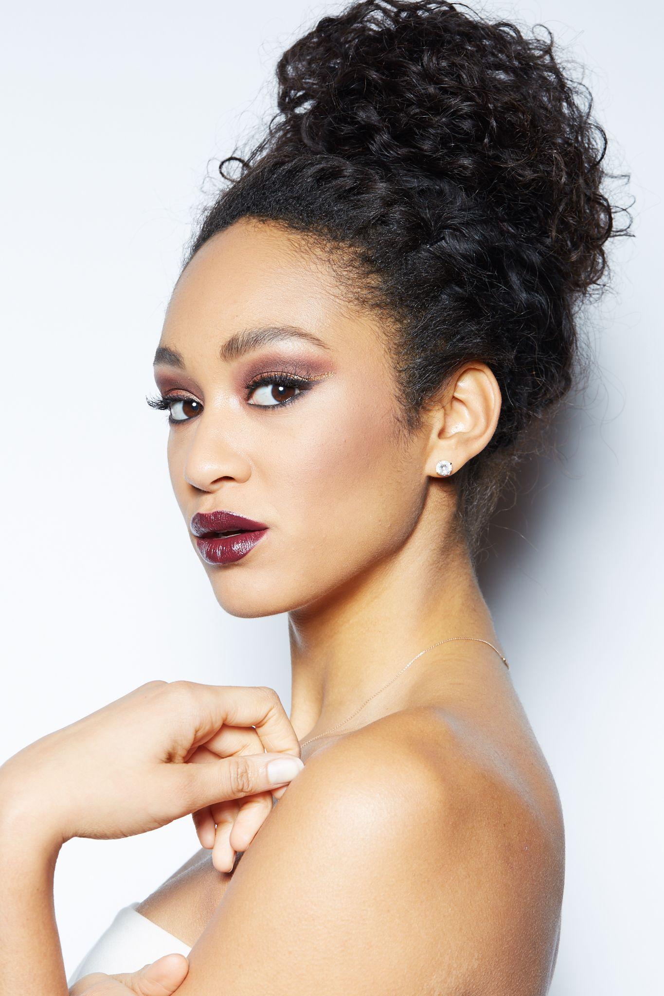 Rhianna Inspired Ririmakeup Studiowork In 2020 Natural Hair