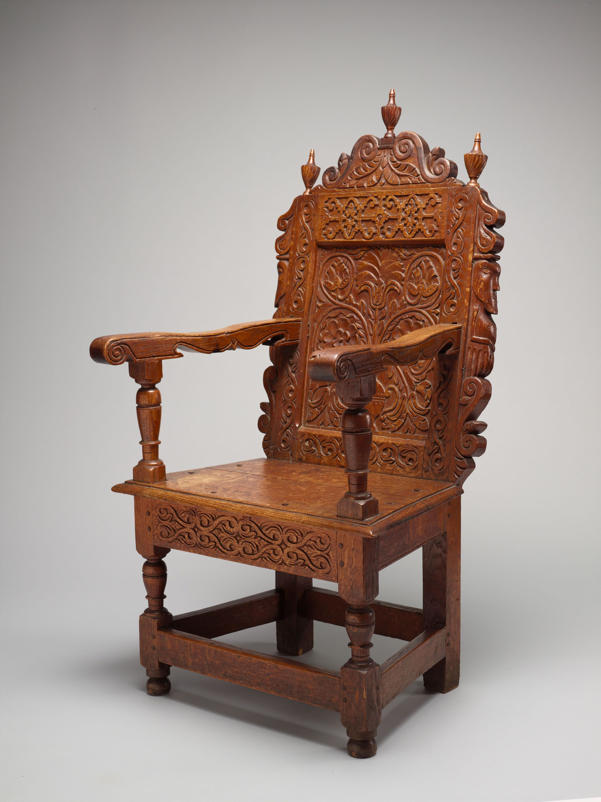 Admirable Thomas Dennis Joined Chair 1660S Ipswich Antique Chairs Evergreenethics Interior Chair Design Evergreenethicsorg