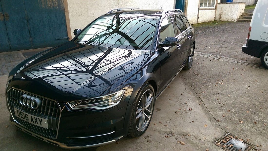 Professional Car Detailing Paisley and Paint Correction