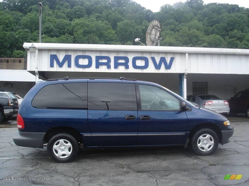 2000 Dodge Grand Caravan Blue Grand Caravan Honda Accord 2016 Honda