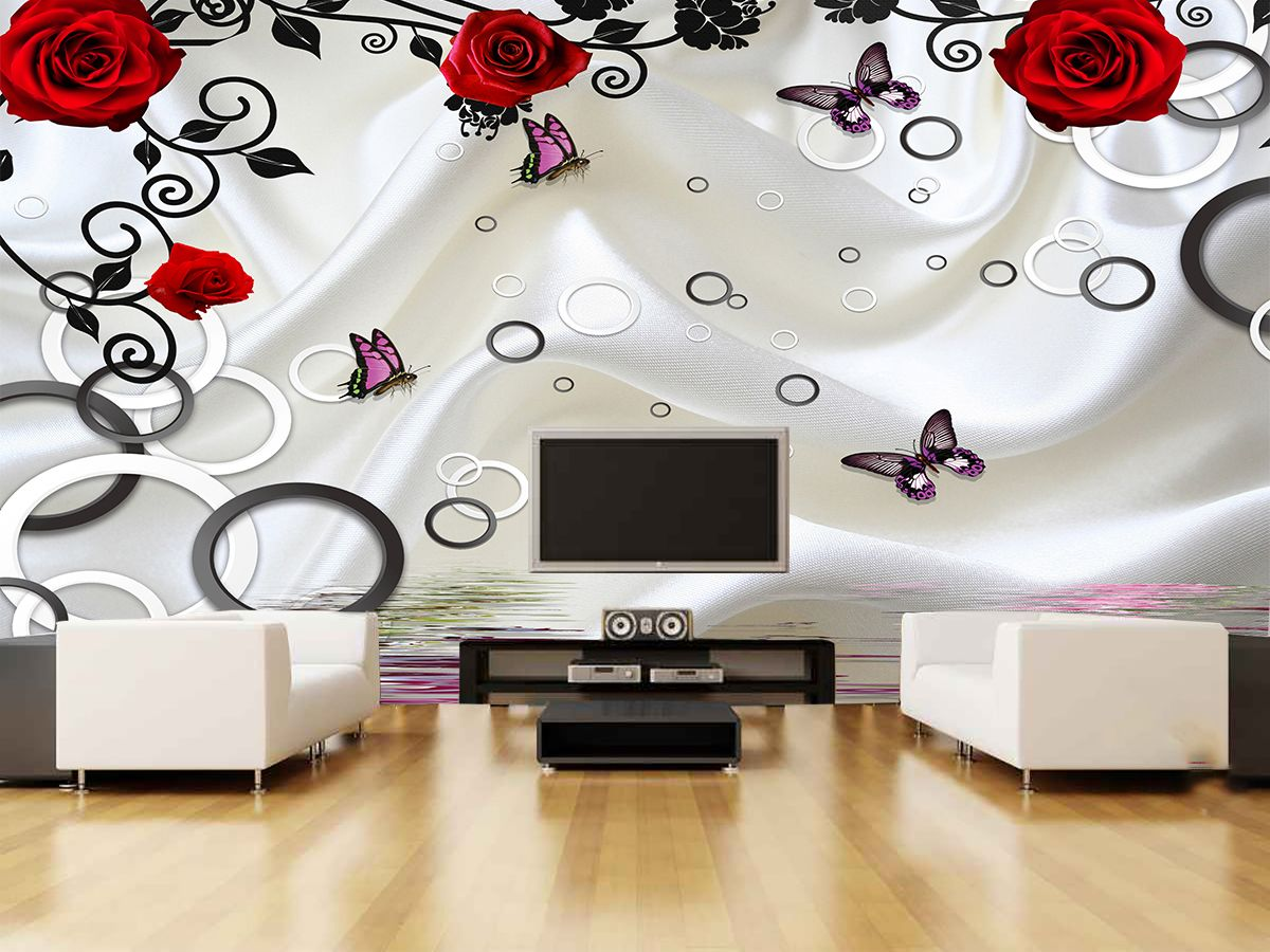 3d Wallpapers For Walls Design Ideas For Homedecor