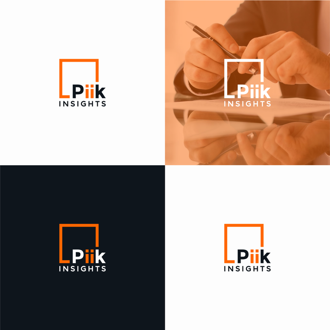Need A Catchy And Powerful Logo For Piik Insights Data Analytics By Silverhunter Logo Design Logo Design Contest Business Logo