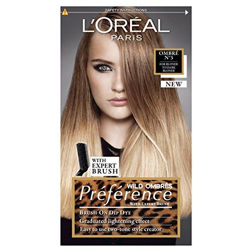 From 7 99 L Oreal Paris Preference Wild Ombres No3 Shopods Com Loreal Hair Color Loreal Hair Hair Color Reviews