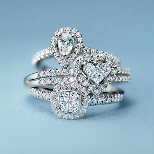 Beaverbrooks Diamond Rings Beaverbrooks Diamonds