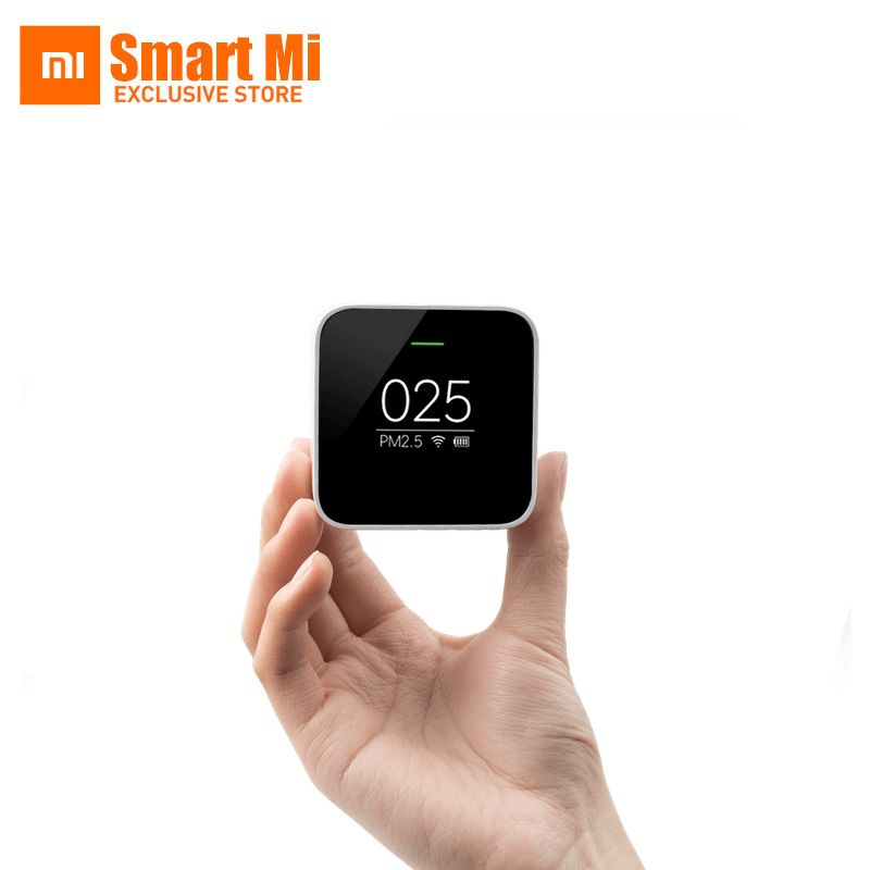 Newest Original Mi Xiaomi PM25 Smart Air Quality Monitor Detector