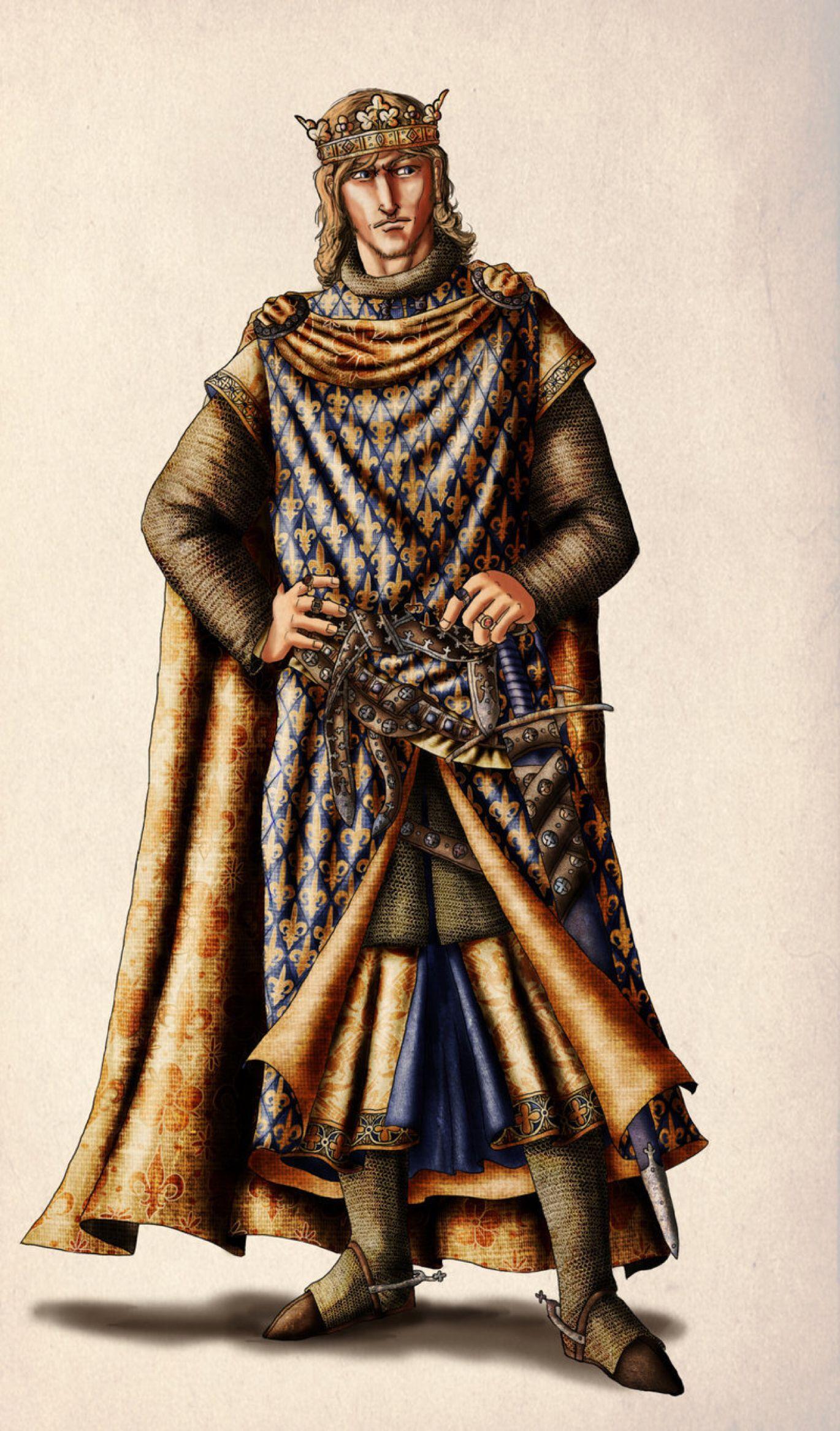 Картинки короля средневековья