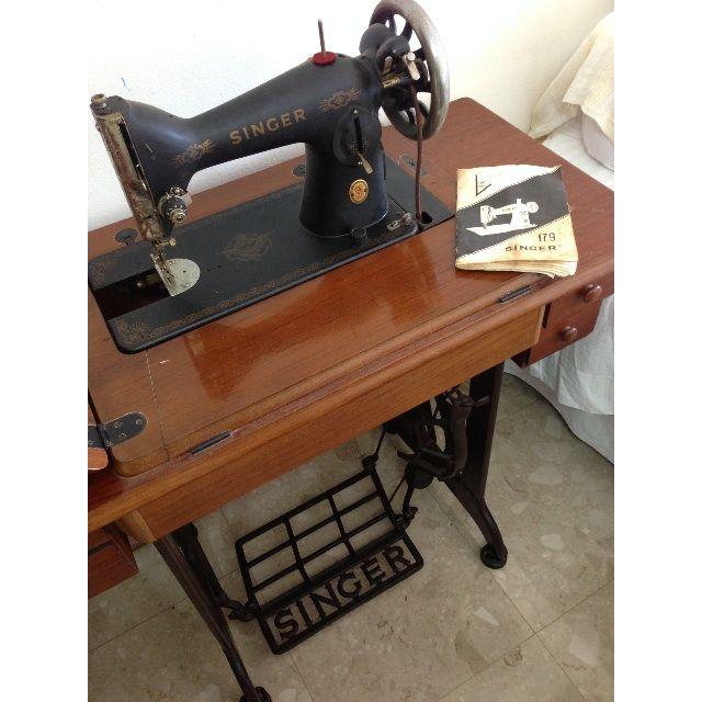 Singer Vintage Sewing Machine Vintage Sewing Machine Sewing Machine Sewing