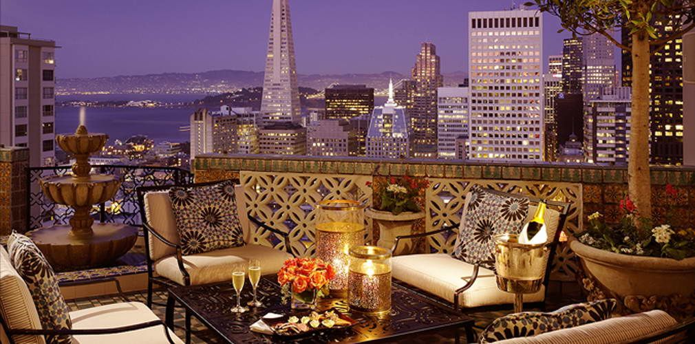 San Francisco Fairmont Hotel Fabulous City Especially At Christmas Only Complaint My Hair Frizz S From The Fog I Do Love Luxury