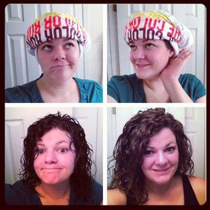 Here S How To Plop Your Hair For The Best Curls Of Your Life Curly Hair Problems Hair Plopping Plopping Curly Hair
