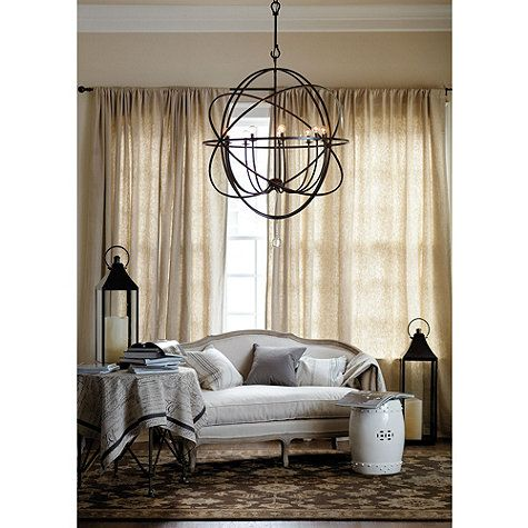 Orb Chandelier Extra Large With Images Home Home Living Room