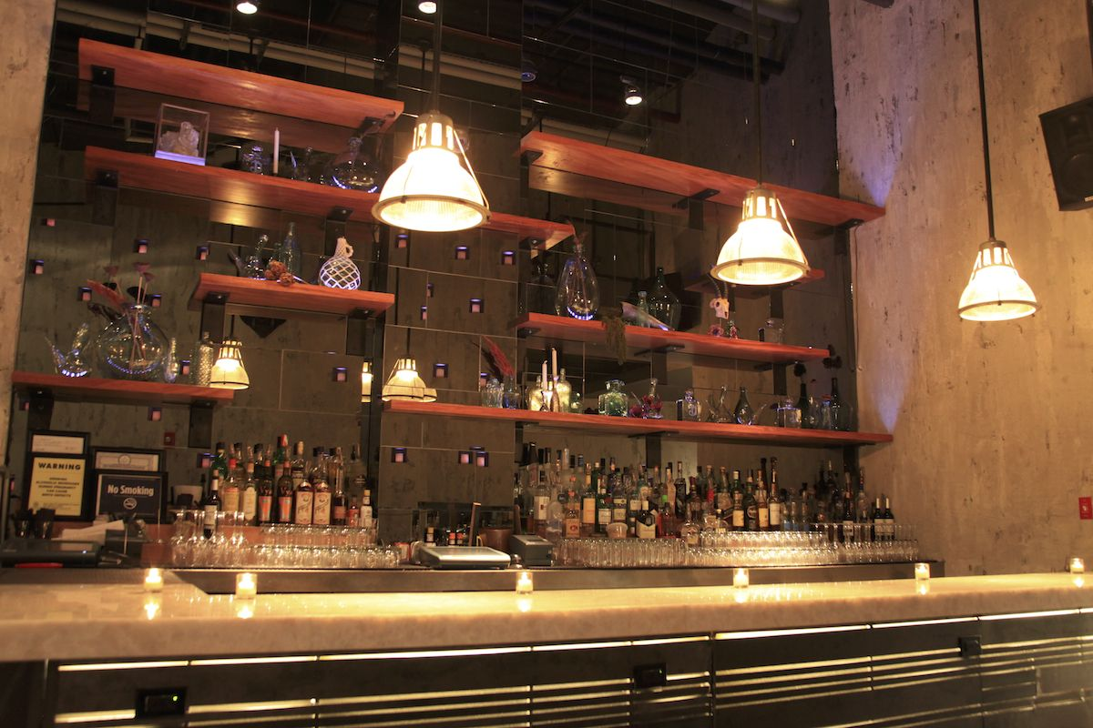Charmant The Latest Trendy Bar In The Meatpacking District Opened For Business Last  Night