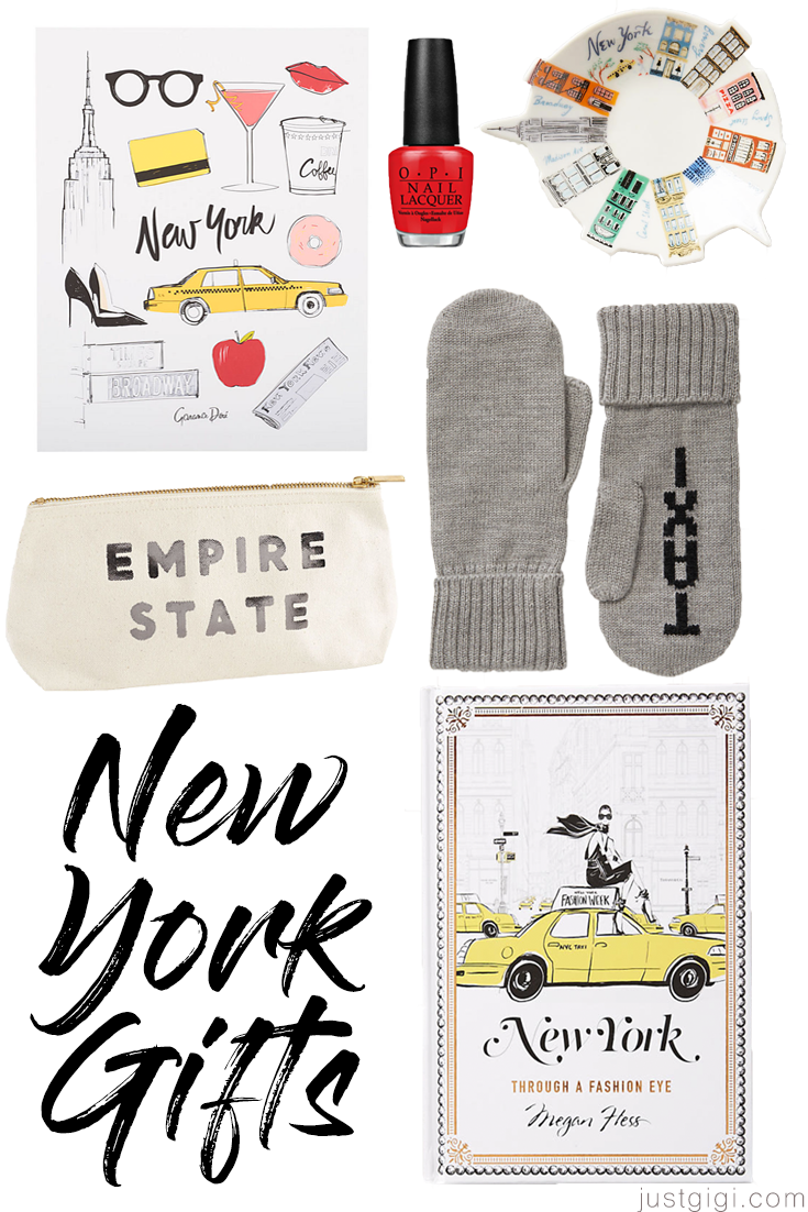Have A Chic Friend Who Lives In New York City Or Aspires To Move Their ASAP These Gift Ideas Are Perfect For Her Read More And Start Shopping Picks