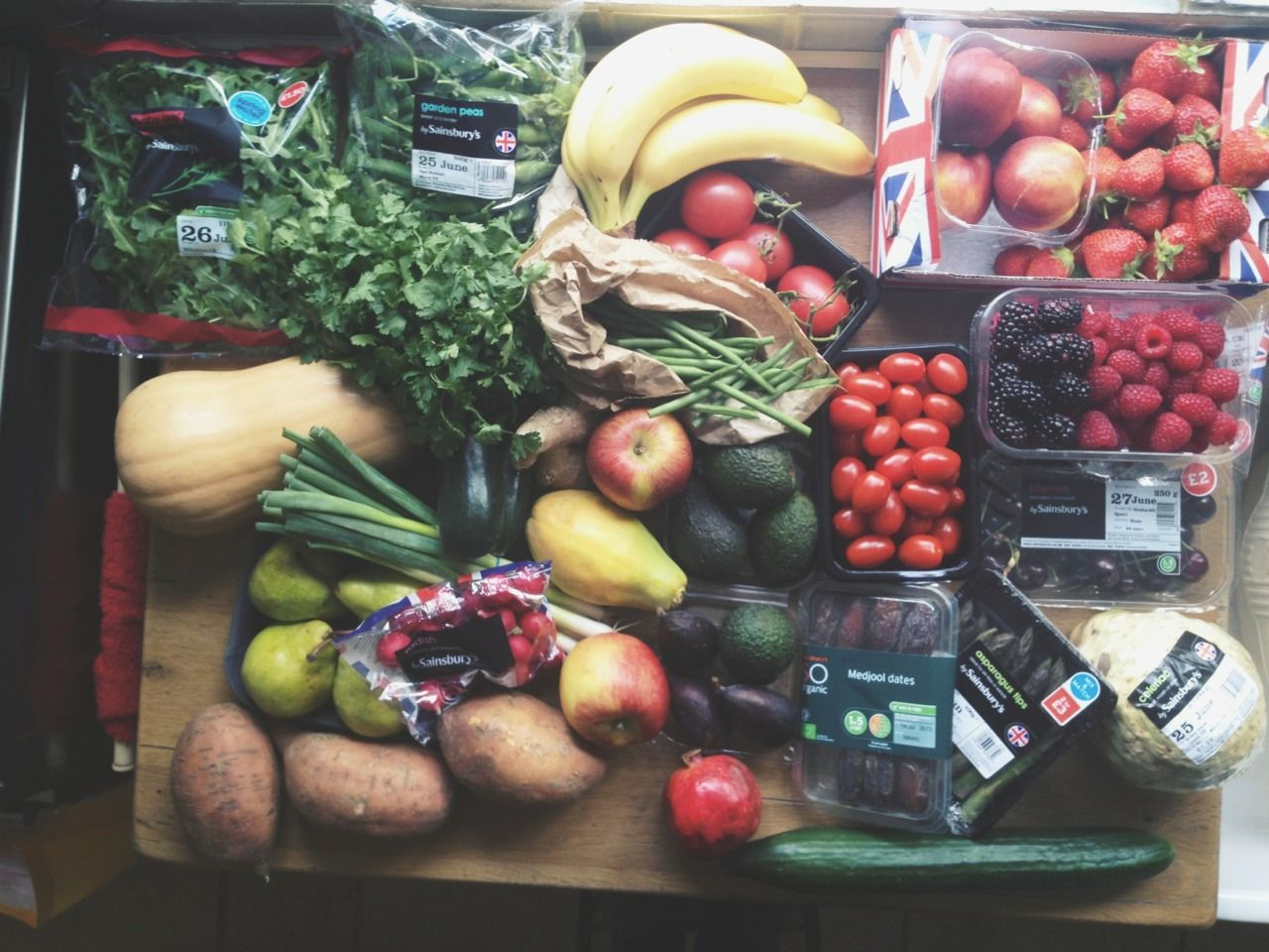 Superfood Siobhan: What's In My Kitchen?