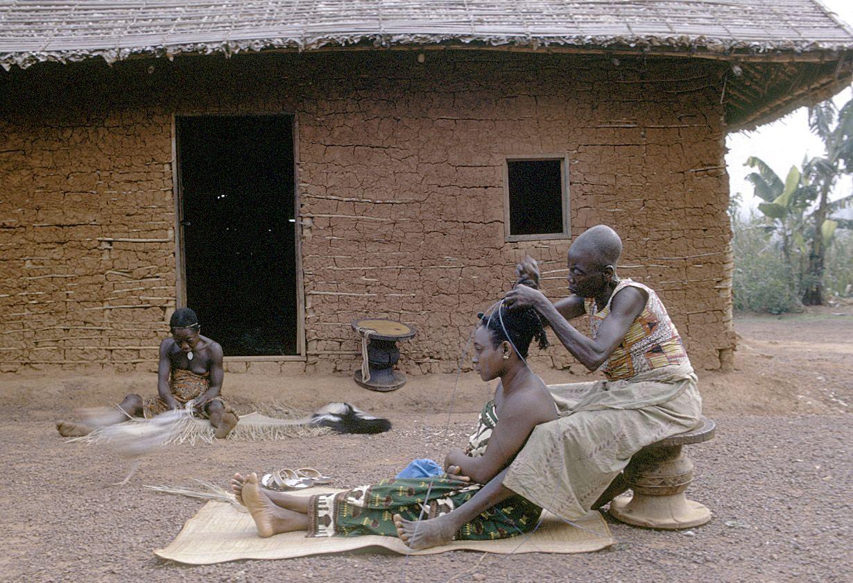 » Tribe: The Mangbetu – the head elongation fashionistas ...