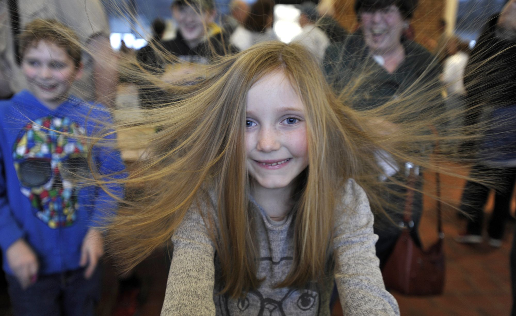 Brooke marshall 9 of plymouth has a hairraising
