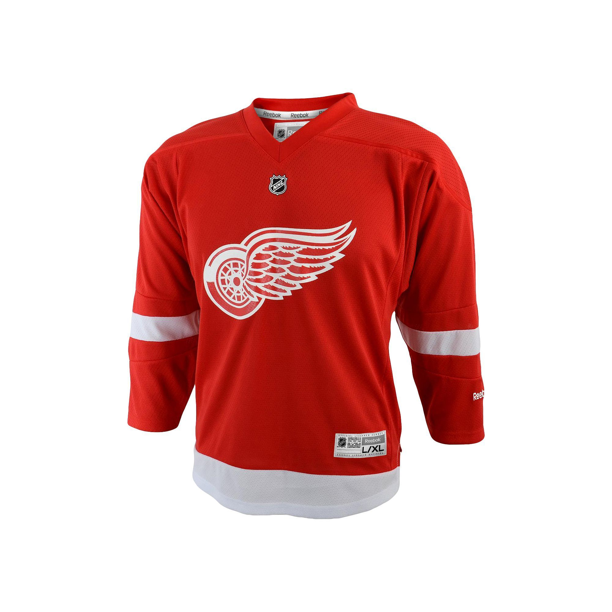 separation shoes e5d2e 61685 Toddler Reebok Detroit Red Wings Replica Jersey   Products ...