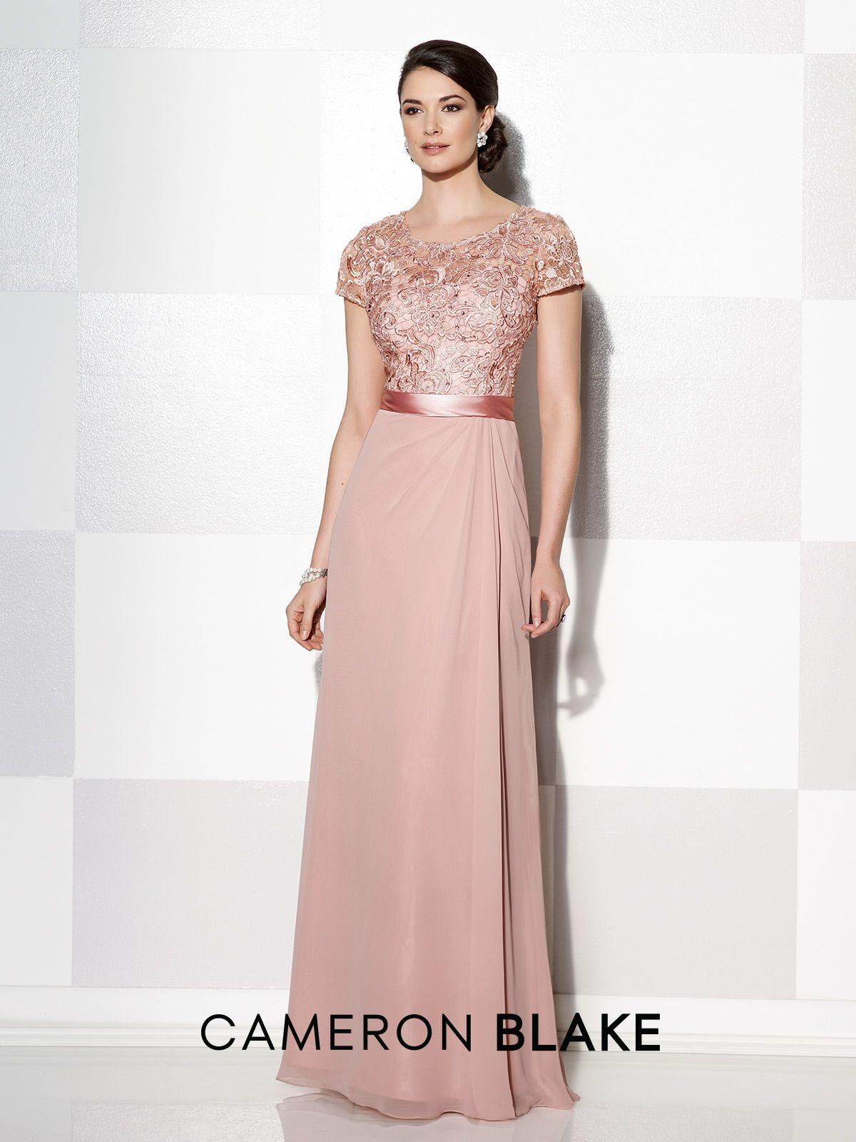 Cameron Blake - Evening Dresses - 215625   Cintas de raso ...