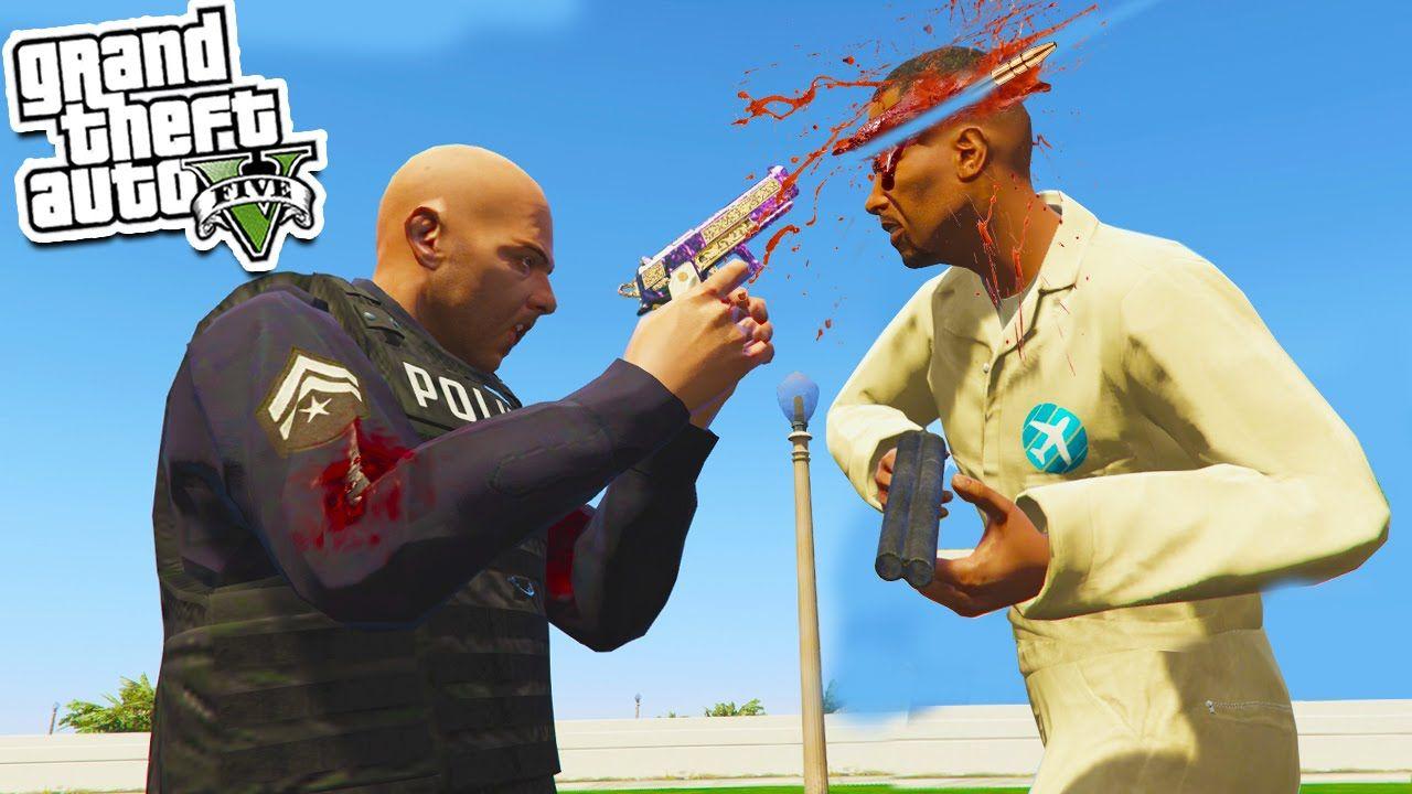 GTA 5: POLICE BRUTALITY ROLEPLAY!!! - GTA 5 Police Mod (GTA 5 Mods