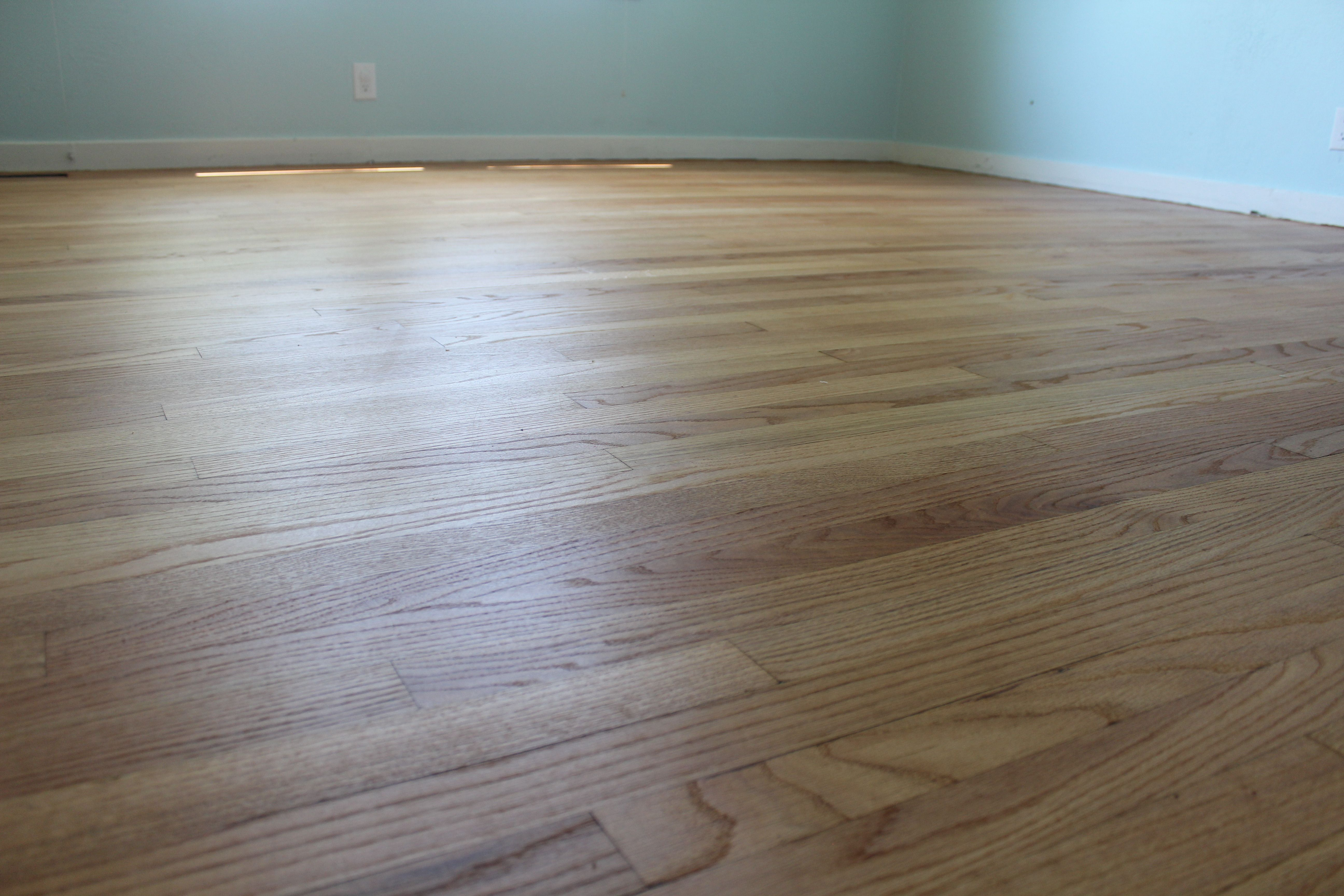 Rubio Monocoat Zero Voc Floor Finish On Red Oak Red Oak Floors Rubio Monocoat Red Oak