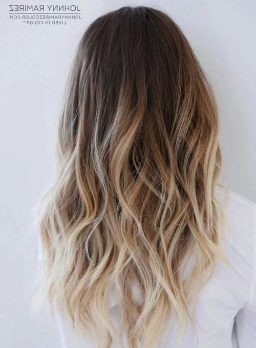 Balayage Hair Color Ideas for Brunettes in 2019 The French hair coloring technique Balayage These35 balayage hair color ideas for brunettes in 2019 allow to achieve...