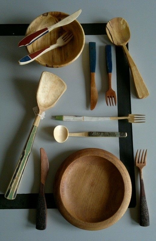 alvar olofsson Swedish spoon carver | How Much Wood Would