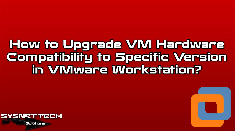 · VM Hardware #VMware #VM #VMwareWorkstation #VirtualPC #PC