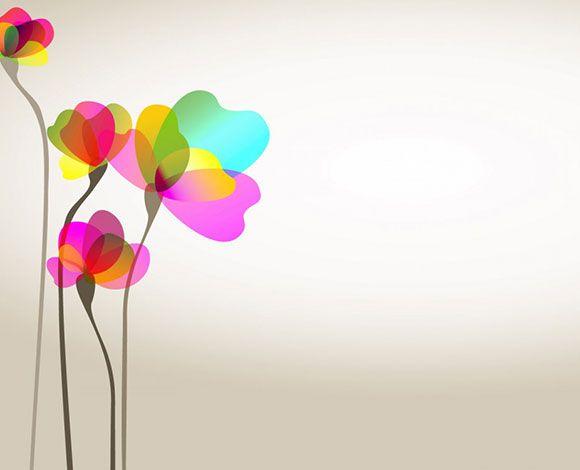خلفيات بوربوينت 2020 Hd ناعمة وهادئة بدون حقوق Flower Backgrounds Butterfly Background Colorful Flowers