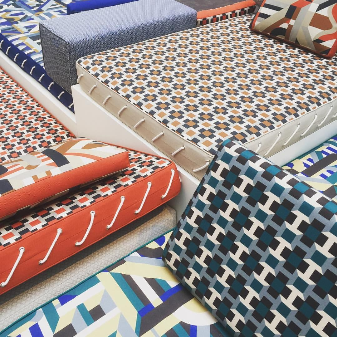 Hermes Outdoor Fabric Collection In 2019 Hermes Home