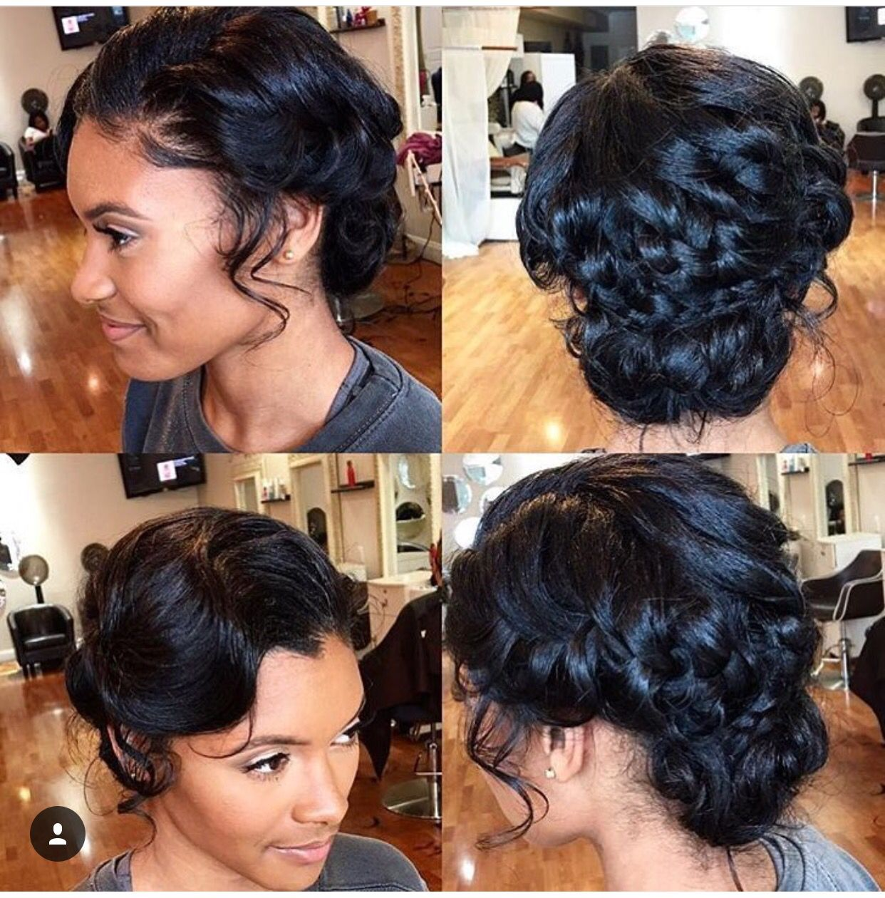 Pin by Desi Williams on Hair   Curly wedding hair, Bride ...