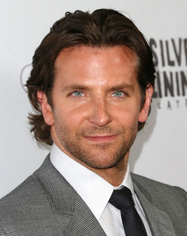 Bradley Cooper: Hollywood Handsome with Blue Eyes 96