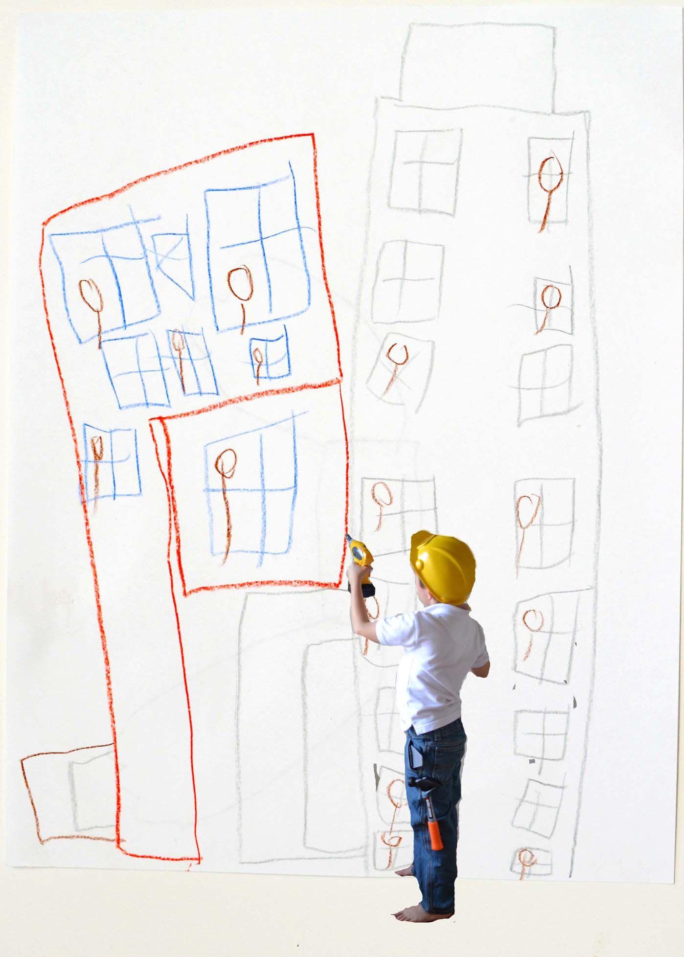 Project activities in pre-school. Technology project activities in pre-school 48
