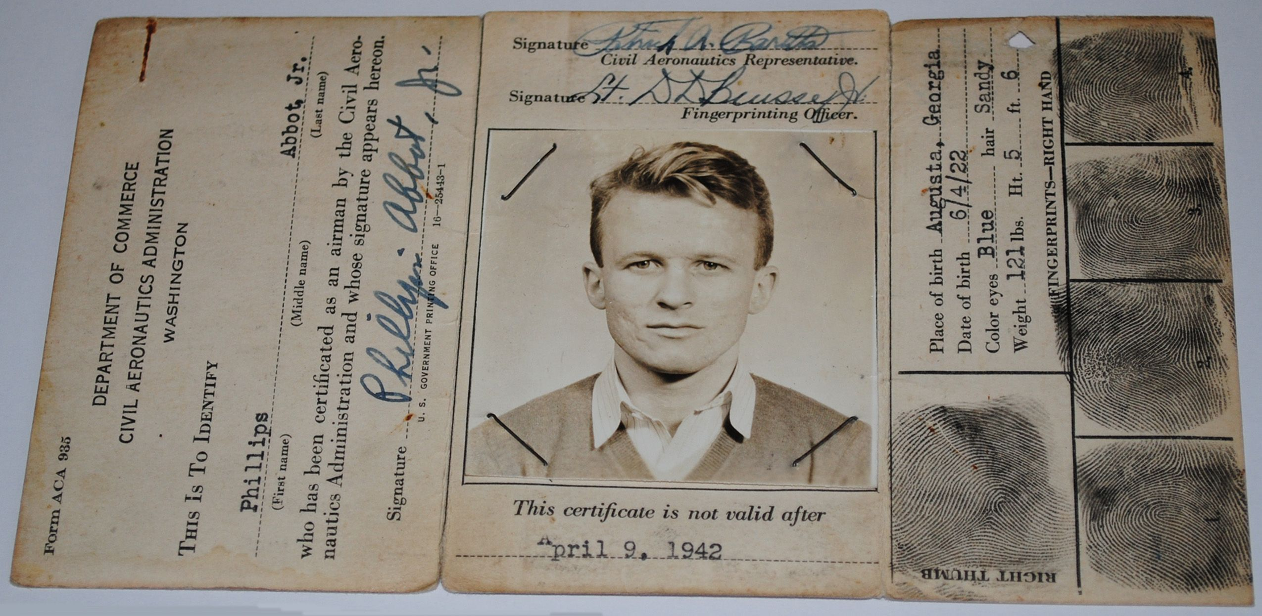 Missing World War Ii Identification Tags And Related Items