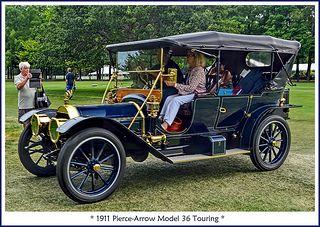 1911 Pierce-Arrow Model 36 Touring | Flickr - Photo Sharing!