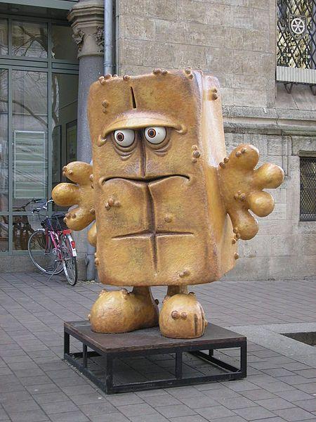 File:Bernd das Brot Erfurt.JPG