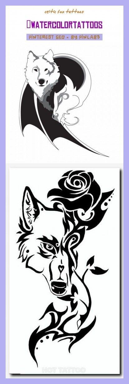 Photo of Keltische Fuchs Tattoos #keltische #tattoos keltische Fuchs Tattoos   tatouages de …